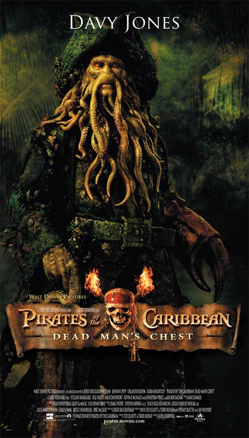 Great New PIRATES Standees Hitting Theaters! AICN EXCLUSIVE