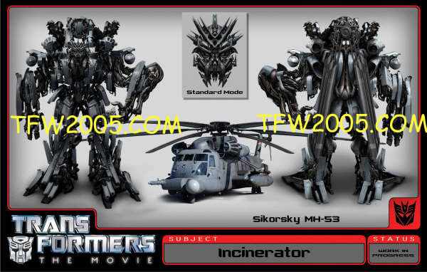 NEWLY UPDATED WITH IMAGES OF OPTIMUS, BLACKOUT, AND MORE