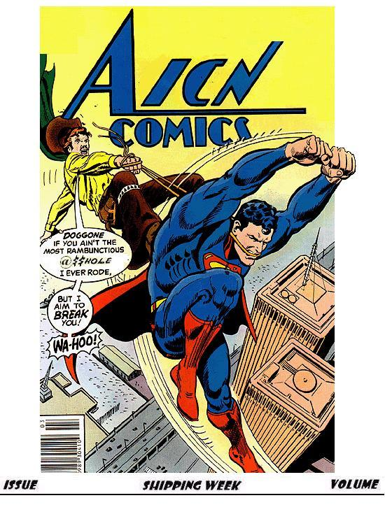 Aicn Comics Reviews Jms Superman Earth One Superman Grounded