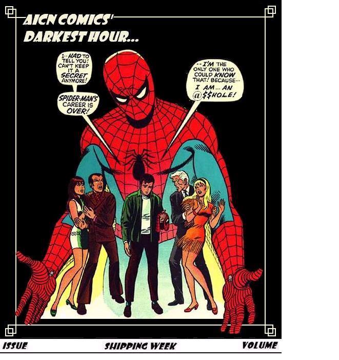 AICN COMICS REVIEWS: AVENGERS! JLA! VENOM! SAMURAI 7! dot