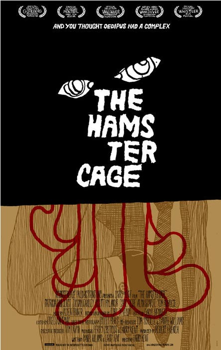 Harry @ Fantastic Fest - Day 1: the genius of HAMSTER CAGE