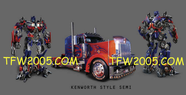 NEWLY UPDATED WITH IMAGES OF OPTIMUS, BLACKOUT, AND MORE!! Bumblebee
