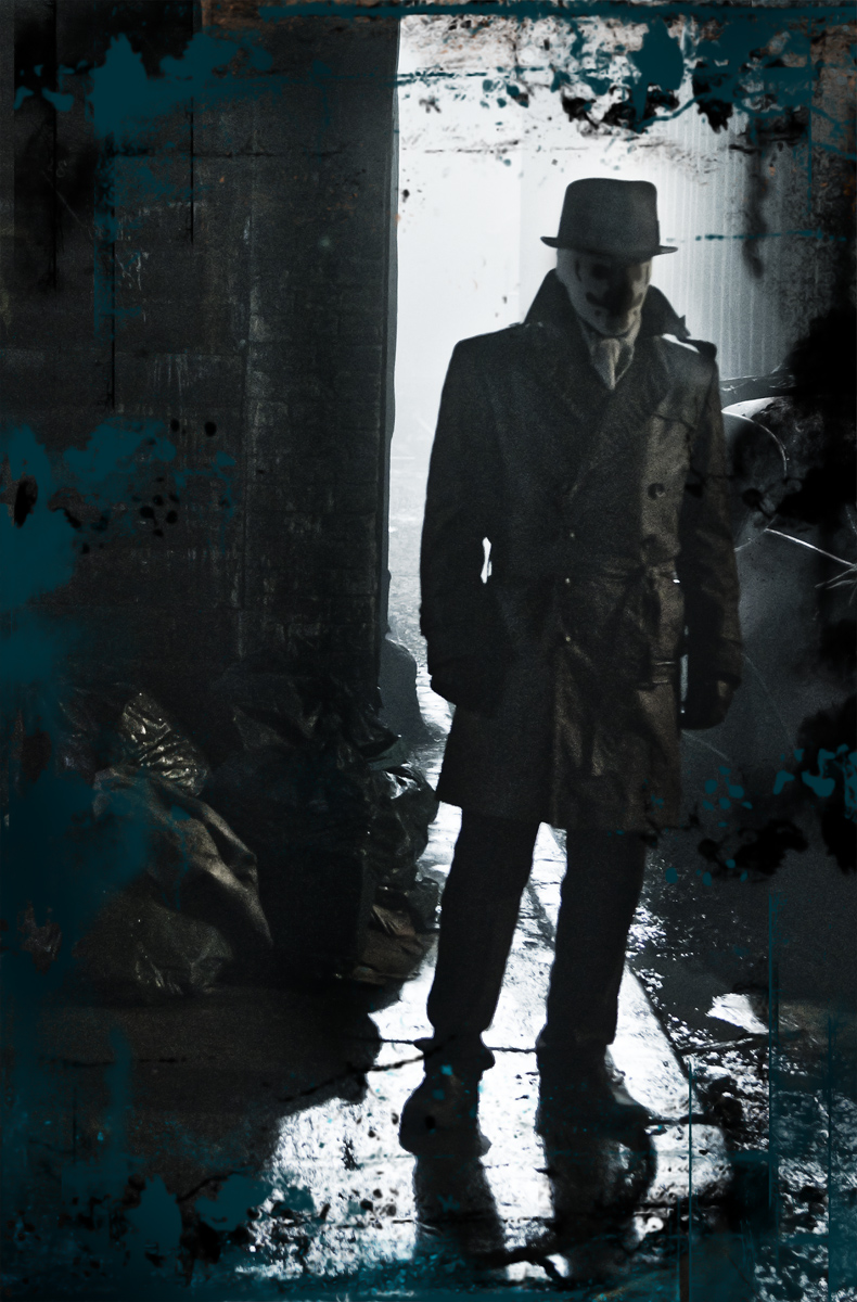 Who's watching the WATCHMEN? Well, you are now check out the