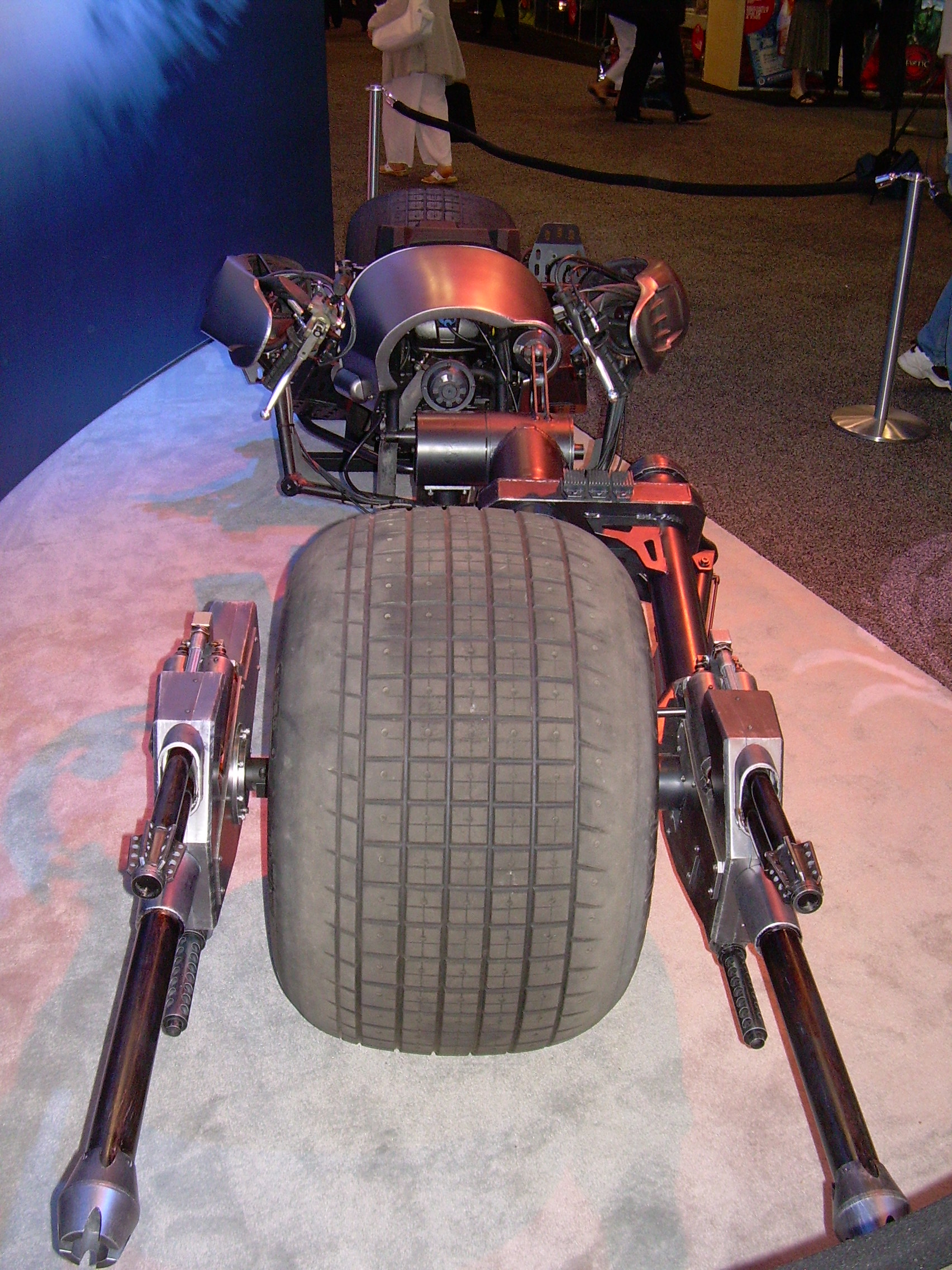 Updated With New Images High Res Pics Of That Damn Bat Pod A Motorheads Performance Classic Car News Wiring Nightmares Can Be Thank You Very Much Giant Penny We Appreciate Sending These In