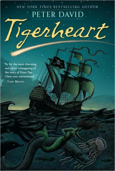 AICN COMICS REVIEWS: Peter David's TIGERHEART! Kevin Smith's
