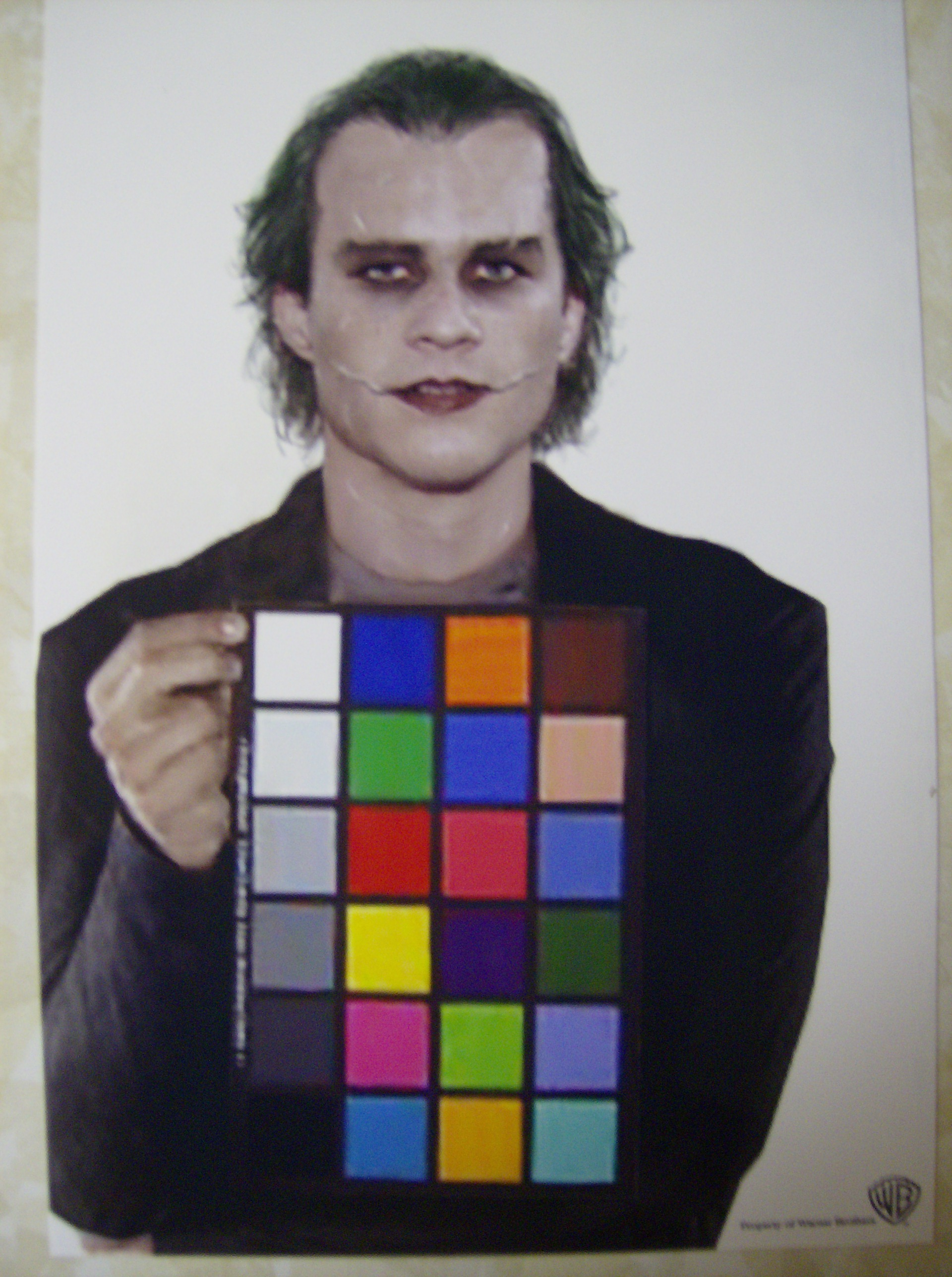Let S Try This Again Is This The Joker I Guess Not