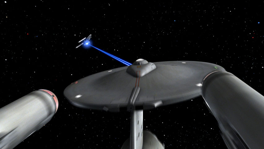 Review – star trek: the original series season 1 – blu-ray.