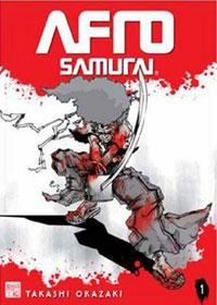 AICN Anime-Afro Samurai Manga, A Survey of Upcoming Events