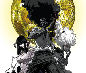 Cool Anime Reminders - Afro Samurai: Resurrection on Spike ...