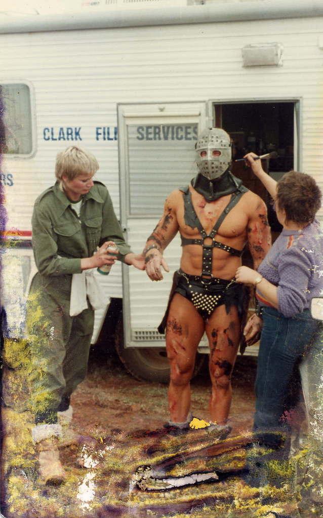 1980s black gay humungus taurus