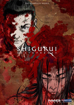 Aicn Anime Shigurui Ninja Scroll Meets Fight Club In One Superlatively Stomach Turning Anime