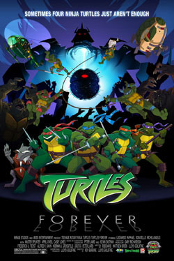 AICN Anime - News Column - Kazuo Umezu - TMNT: Turtles Forever