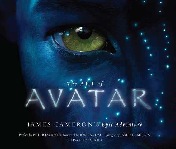 Avatar 2009 Film: Abrams And AICN Would Like To Give You A Copy Of THE ART