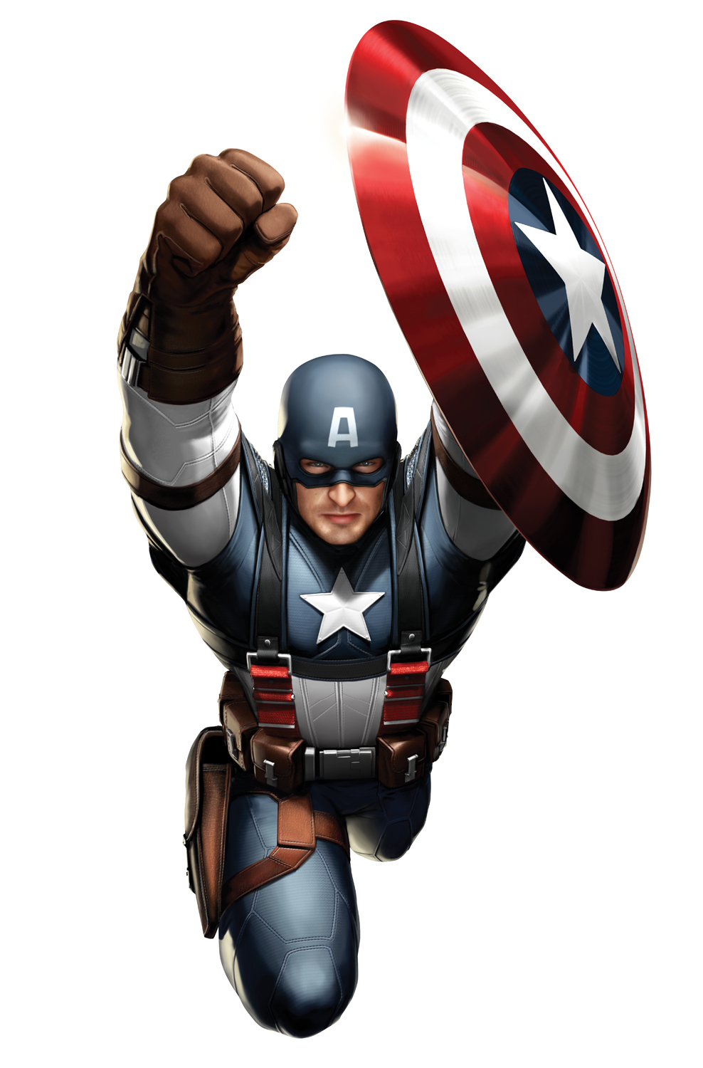 UPDATE W/ CONFIRMATION!! This Is CAPTAIN AMERICA: THE FIRST