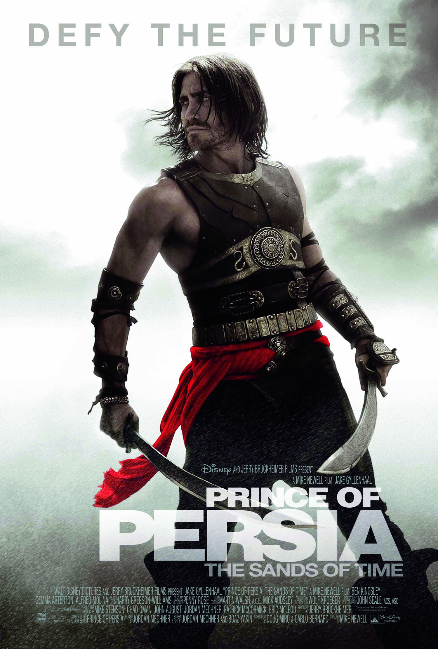 c3df905dc74 The PRINCE OF PERSIA Poster Is Here!!