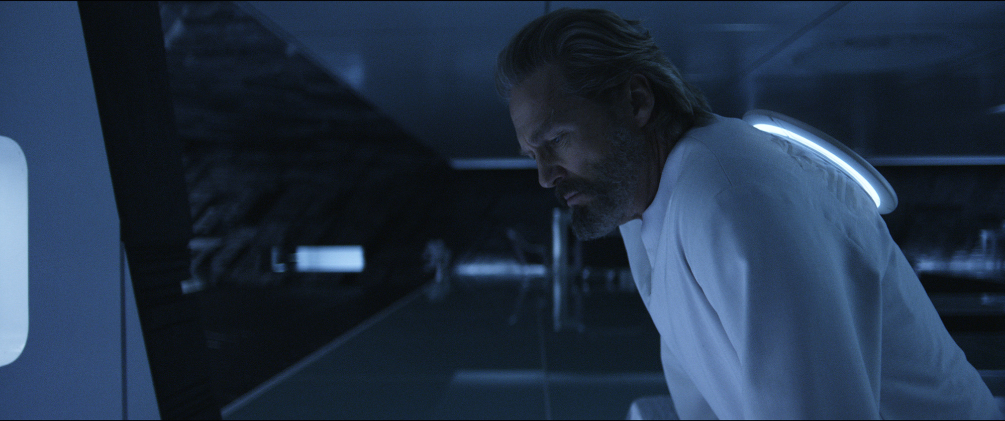 Behold The Dude As Seen In TRON LEGACY!!