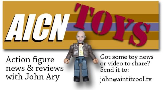 AICN Toys Banner