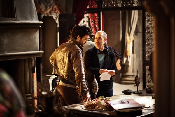 Da Vinci's Demons Goyer Riley