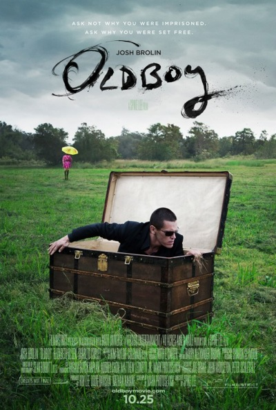 Oldboy 2013 Poster