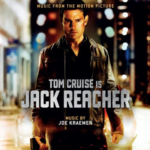 jack reacher CD