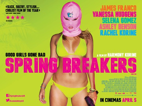Spring Breakers British Quad