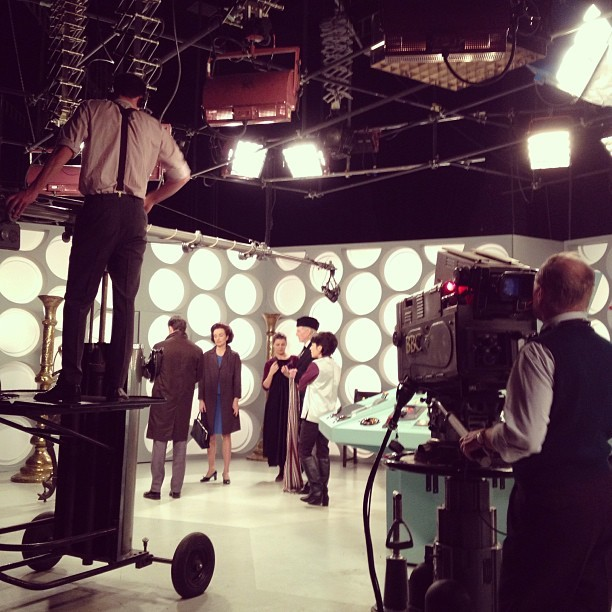 Adventure in Time and Space BTS #3