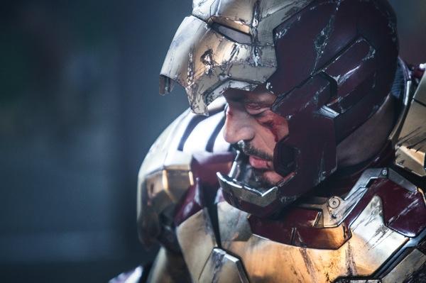 Tony Stark Bloody