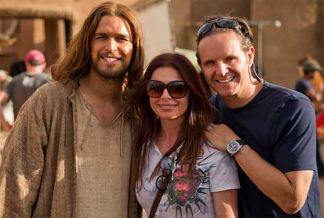 A Novelization Of The Bible Has Been Authored By Actress Roma Downey