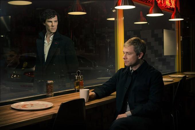 SHERLOCK Season/Series 3 promo image