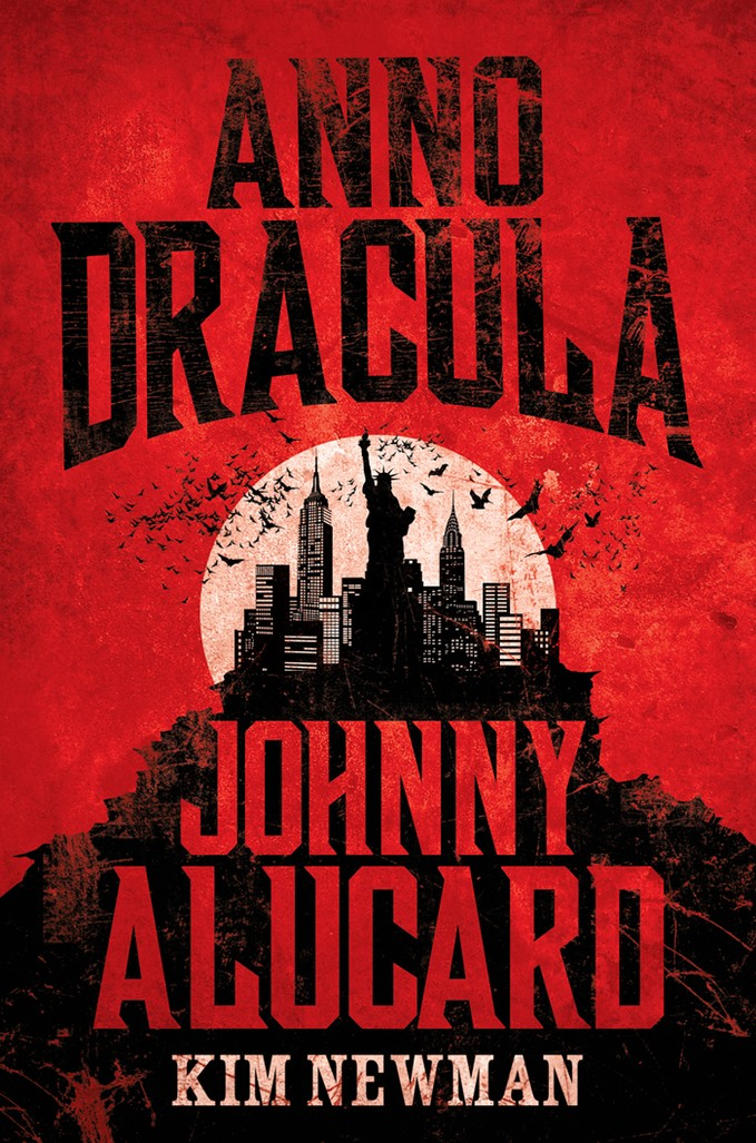 ANNO DRACULA: JOHNNY ALUCARD cover