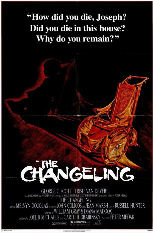 tHE CHANGELING one sheet