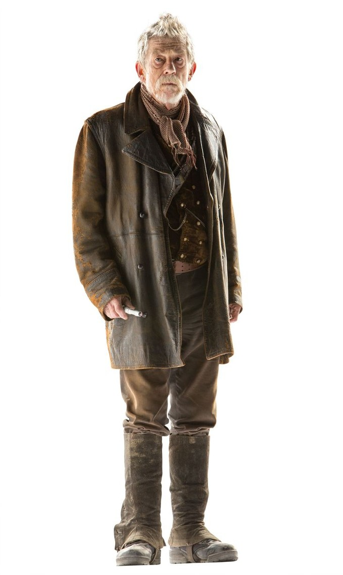 DOCTOR WHO: The Day of the Doctor - 'The War Doctor'