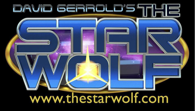 STAR WOLF title treatment