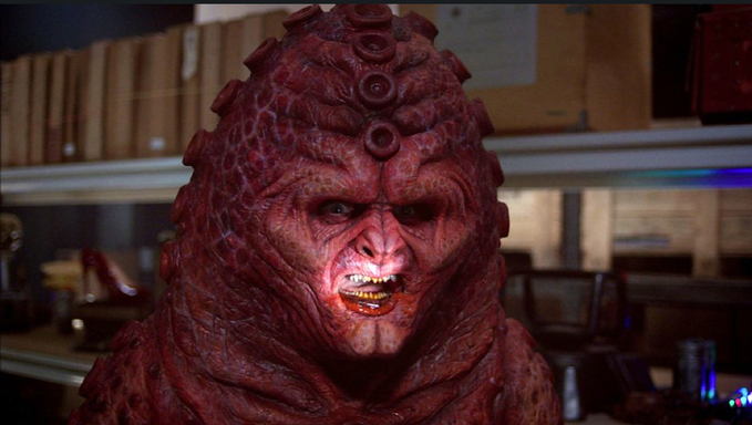 DOCTOR WHO: The Day of the Docrtor - Zygon