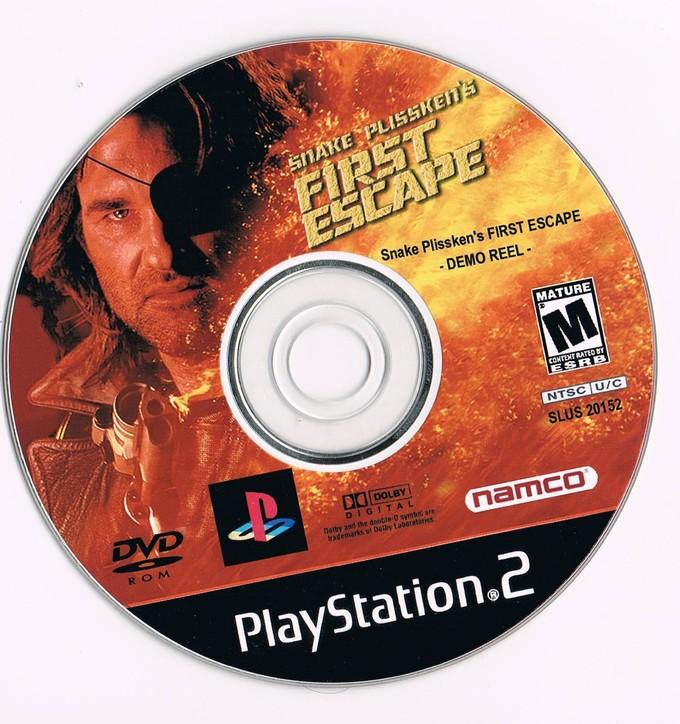 Plissken game 3