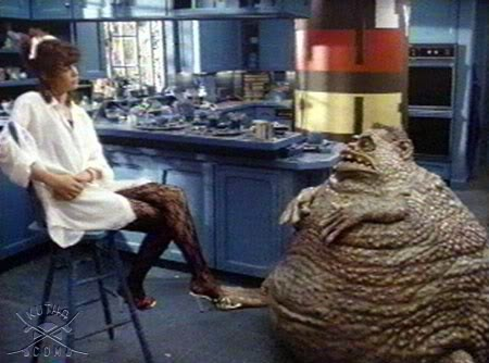 Werid Science - Blob Paxton