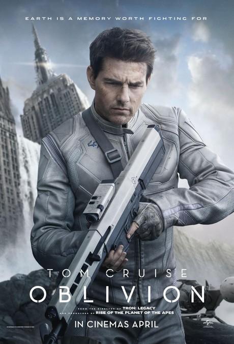 2nd Oblivion poster