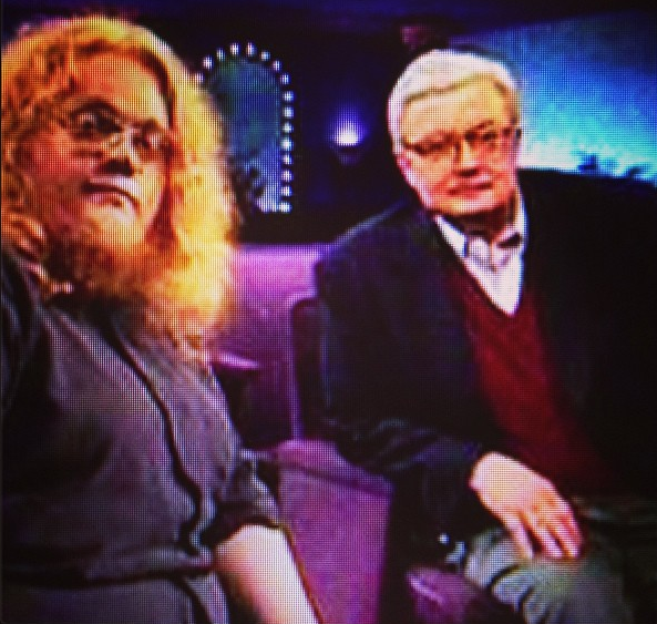 Roger Ebert & Harry Knowles
