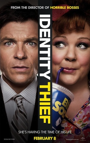 IDENTITY THIEF Final Theatrical One Sheet