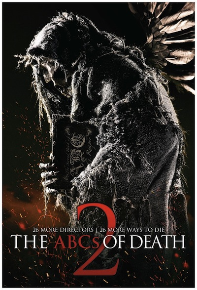 ABC's of Death 2 Poster