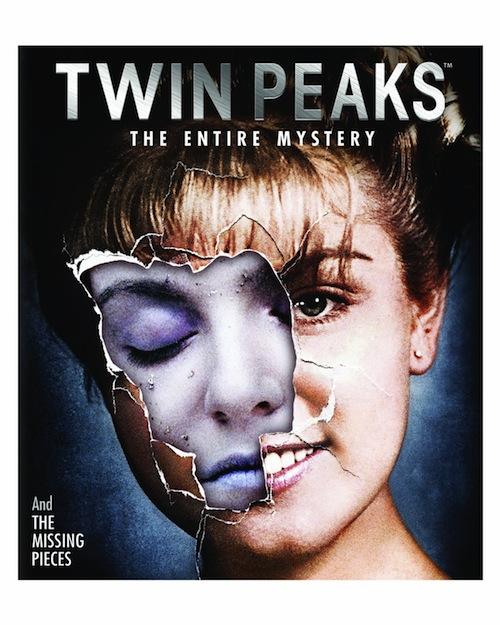 Twin Peaks Entire Mystery Blu-ray