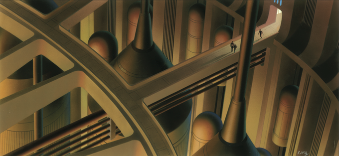 McQuarrie - Forbidden Planet 5