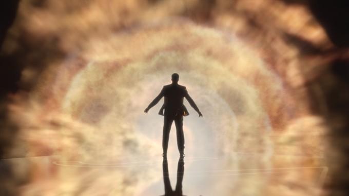 COSMOS: A SPACETIME ODYSSEY - Big bang