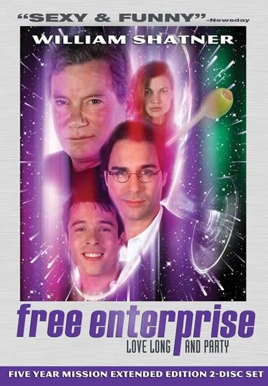 FREE ENTERPRISE video cover