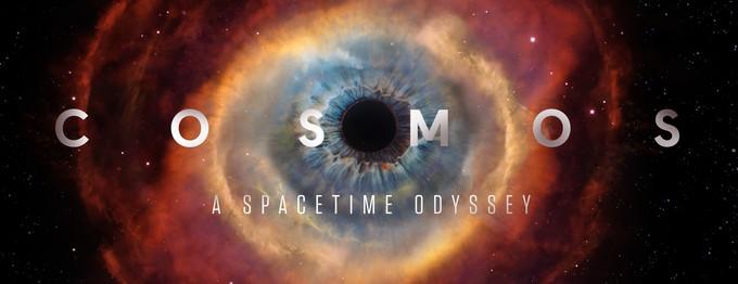 COSMOS title design