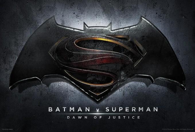 BATMAN v SUERMAN: DAWN OF JUSTICE logo