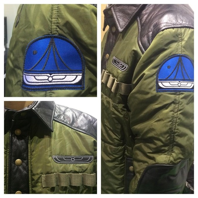 ALIEN ISOLATION - Samuels jacket replica
