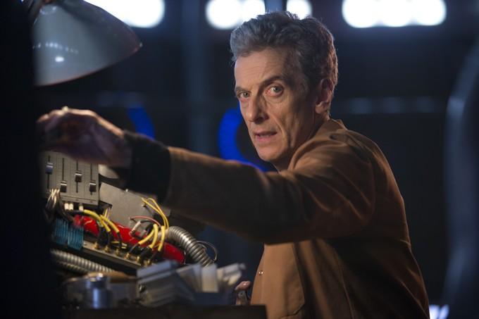 DOCTOR WHO: The Caretaker promo image