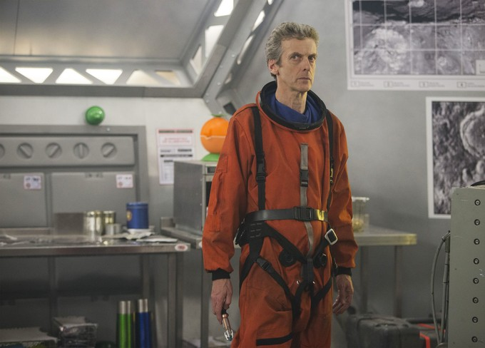 DOCTOR WHO- 'Kill the Moon' promo image