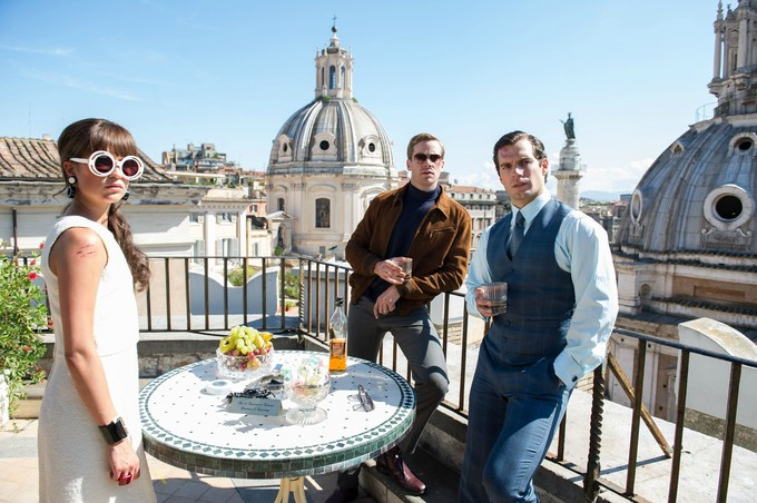 MAN FROM U.N.C.L.E. movie promo image